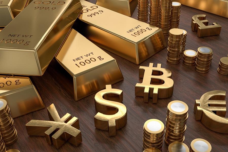 Negative interest rates on safe gold