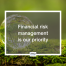 financial risk management article cover iPRO blog