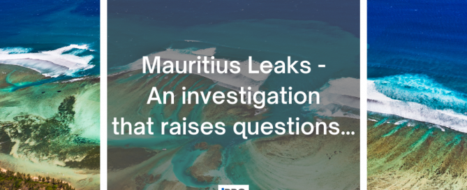 Mauritius Leaks article cover iPRO blog