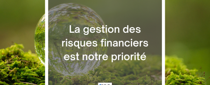 gestion des risques financiers cover article