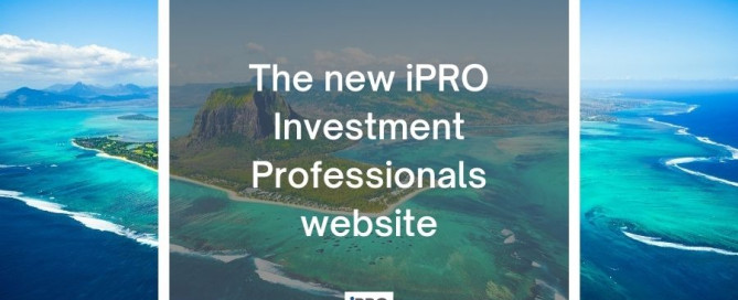 new iPRO website cover article
