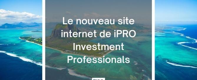 nouveau site internet iPRO cover article