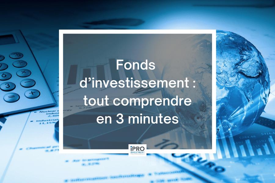 Fonds d'investissement blog iPRO cover article FR